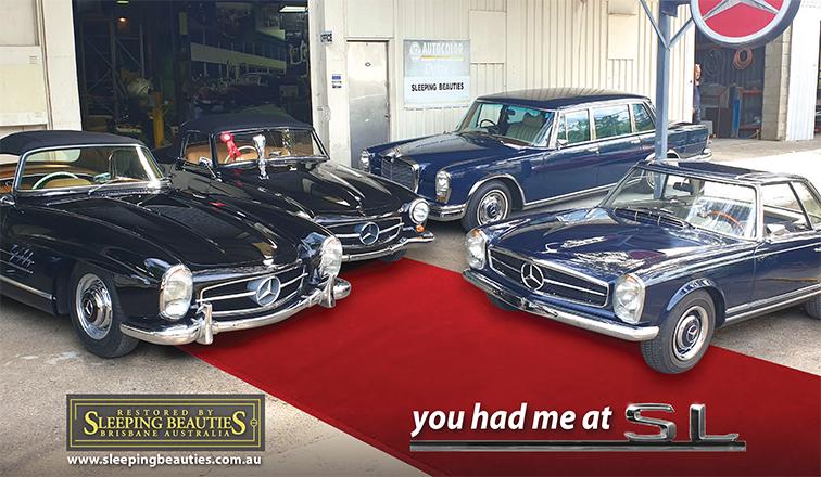 Sleeping Beauties :: Restorations of Fine Automobiles